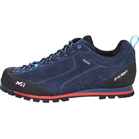 Millet Friction GTX Shoes Men, saphir rouge